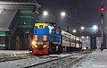 ТЭМ18ДМ-412, Россия, Новосибирская область, станция Новосибирск-Главный (Trainpix 149554).jpg