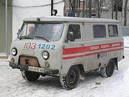 УАЗ 452 Скорая помощь Харьков