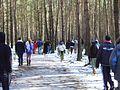 חניכים ביער לופוחובה.JPG