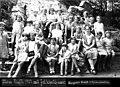 עם המורה שיטאוהר אולה (אילנה) למעלה 1929 - iאילנה מיכאליi btm6566.jpeg