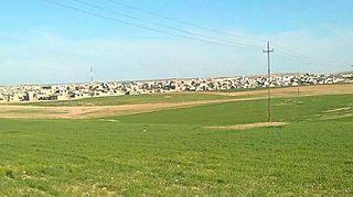 Zorava Village in Ninawa, Iraq