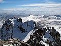چشم انداز برفی منطقه ای حوالی برف انبار استان قم.jpg