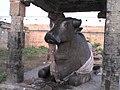 பழைய பிரம்மபுரீசுவரர் கோயில் நந்திசிலை.jpg