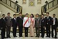 นายกรัฐมนตรีและภริยา ในนามรัฐบาลเป็นเจ้าภาพงานสโมสรสัน - Flickr - Abhisit Vejjajiva (6).jpg