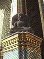 พระพุทธรูปศิลปะชวา วัดพระแก้ว Javan style Buddha (2).jpg
