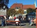 丹麦 赫尔辛格火车站前广场 Stationspladsen, Helsingør - panoramio.jpg