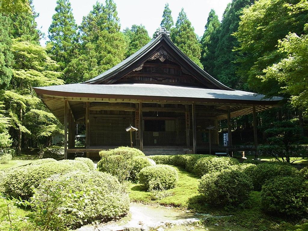 京都・大原にて 来迎院 Raigō-in 2011.8.28 - panoramio
