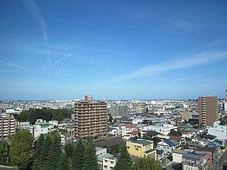Hachinohe Core city in Tōhoku, Japan
