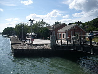 Tamsui Customs Wharf