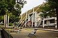 舊光復國中穿堂 Hallway of Guangfu Junior High School - panoramio.jpg
