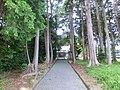 金山神社の参道 - panoramio.jpg