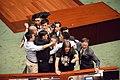 香港本土派兩議員闖立法會再宣誓.jpg