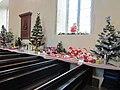 -2018-12-15 2018 Christmas tree festival Church of St John the Baptist, Trimingham (5).JPG