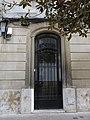 014 Casa Borruell i Panzano, c. Parellada 57 (Vilafranca del Penedès), portal.jpg