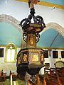 026 Ploumilliau église paroissiale chaire à prêcher.JPG
