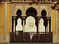 032 Casa Pere Llibre, pg. de Gràcia 24 (Barcelona), balcó.jpg