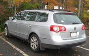 B6 Passat 2.0T wagon (US)