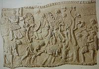 071 Conrad Cichorius, Die Reliefs der Traianssäule, Tafel LXXI.jpg