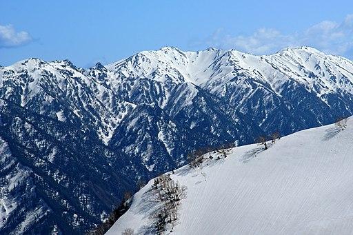 080504 Mt Fudo Mt Minamisawa view from Daikanbou Japan01s