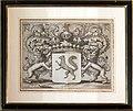 0 Gravure - Armes du marquis Nicolas Fouquet - Vaux-le-Vicomte (1).JPG