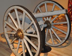 M1875 mountain gun - Image: 1.65inch Mtn Gun