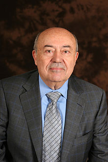 Photo of Andrew Viterbi