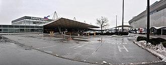 Salzburg Airport - Main buildings