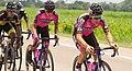 11 Etapa-Vuelta a Colombia 2018-Ciclistas en el Peloton 5.jpg
