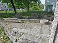 1210 Dopschstraße 29 - Großfeldsiedlung - Kyklopischer Steingarten von Arnulf Neuwirth 1973 IMG 2983.jpg