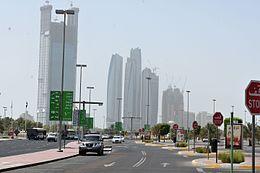 Abu Dhabi – Veduta