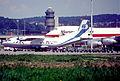 140bp - Aerofreight Airlines Antonov 12; RA-11408@ZRH; 25.07.2001 (5531612121).jpg