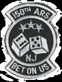 150th Air Refueling Squadron - Legacy Emblem.png