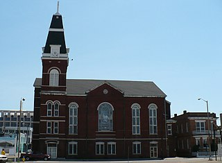 St. Francis Street Methodist Church United States historic place