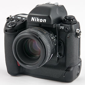 Image illustrative de l'article Nikon F5