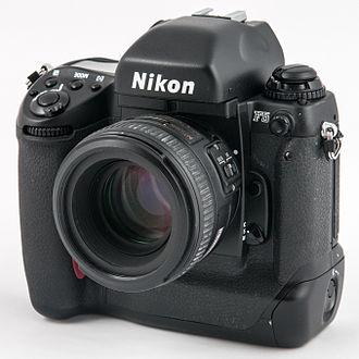 Nikon F5 - Image: 16 04 09 Nikon F5 Ralf R WAT 6948