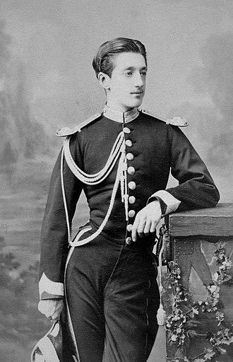 Carlos María Fitz-James Stuart, 16th Duke of Alba - Carlos María Fitz-James Stuart, 16th Duke of Alba, circa 1870