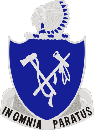 179th Infantry Regiment (United States) - Image: 179 Inf Rgt DUI