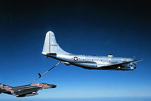 181st Airlift Squadron - 181st Air Refueling Squadron KC-97L
