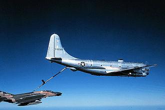 181st Airlift Squadron - 181st Air Refueling Squadron KC-97L