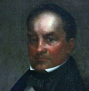 Ebenezer Walden - Portrait of Ebenezer Walden