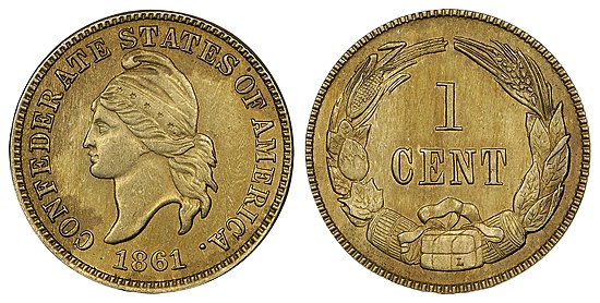 Confederate States dollar - Wikiwand