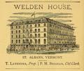 1873 Welden House Vermont advertisement.png