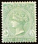 1880ca 1Sh Bahamas unused SG39.jpg