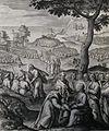 189 Life of Christ Phillip Medhurst Collection 4376 Feeding the multitude Mark 6.38-44 Pass Rom.jpg