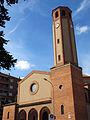 189 Sant Pere de Gavà, façana sud.JPG
