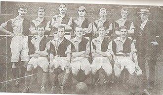 1901–02 Burslem Port Vale F.C. season - The Burslem Port Vale team in 1901.