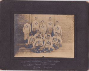 1901 Texas A&M Aggies football team - Image: 1901 Texas A&M Aggies