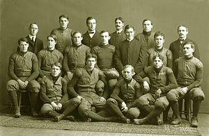 1903 Michigan Wolverines football team - Image: 1903 Michigan Wolverines football team