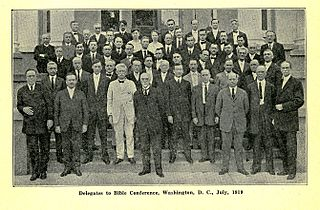1919 Bible Conference (Adventist)