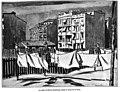 1924-08-30, La Esfera, La villa de los solares, Luis Bello, Francisco Sancha (cropped) La calle de Benito Gutiérrez desde el solar de la Paca.jpg